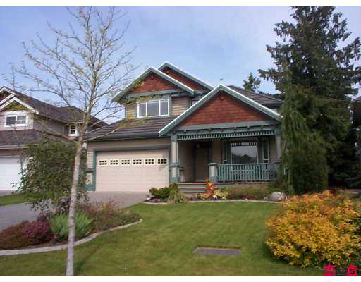 "Main Photo: 8426 170TH Street in Surrey: Fleetwood Tynehead House for sale in ""TYNEHEAD"" : MLS®# F2710939"