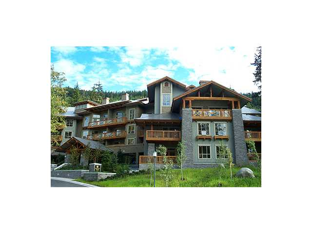 Main Photo: 213 G3 4653 BLACKCOMB Way: Whistler Condo for sale in &quot;Horstman House&quot; : MLS(r) # V904840
