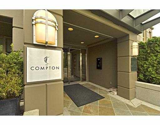 "Main Photo: 903 1316 W 11TH Avenue in Vancouver: Fairview VW Condo for sale in ""COMPTON"" (Vancouver West)  : MLS®# V674376"
