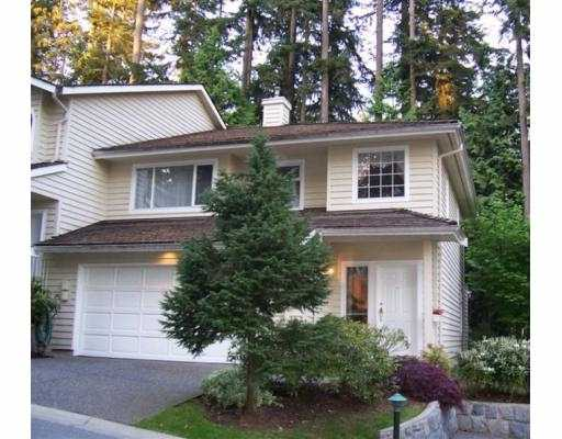 "Main Photo: 16 DEERWOOD PL in Port Moody: Heritage Mountain Townhouse for sale in ""HERITAGE GREEN"" : MLS® # V592283"