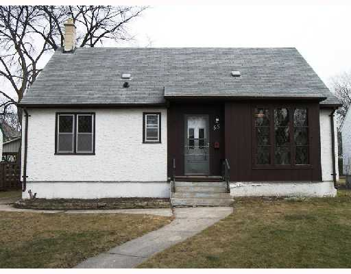 Main Photo: 88 FERNDALE Avenue in WINNIPEG: St Boniface Residential for sale (South East Winnipeg)  : MLS® # 2805673