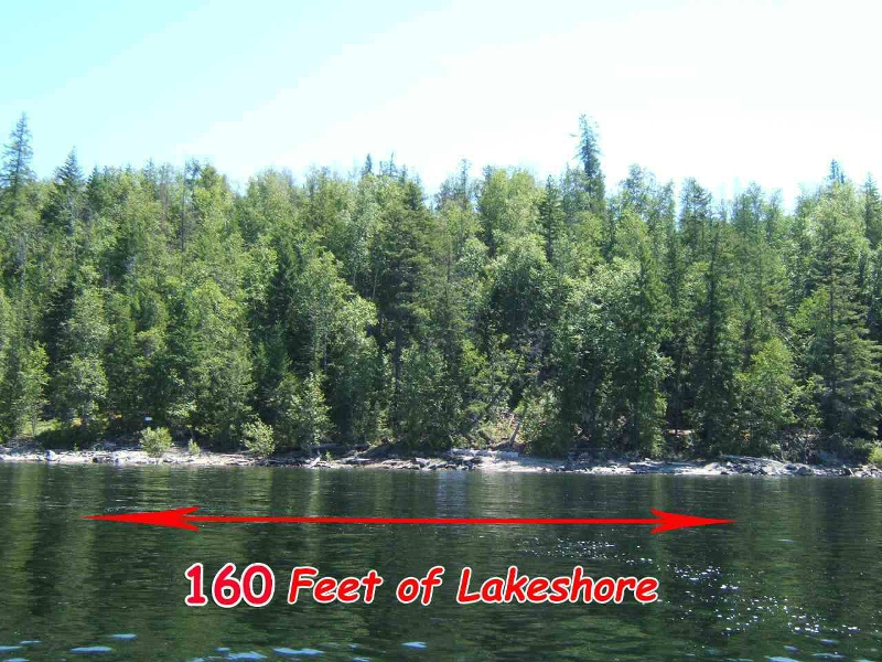 Main Photo: 4533 Rea Road in Eagle Bay: Waterfront Lot Vacant Land for sale : MLS(r) # 10058088
