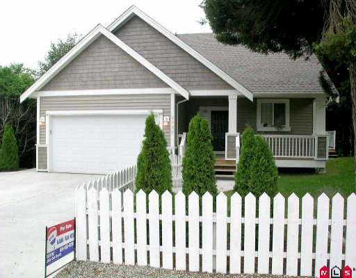 Main Photo: 2332 MCKENZIE RD in Abbotsford: Central Abbotsford House for sale : MLS® # F2526241