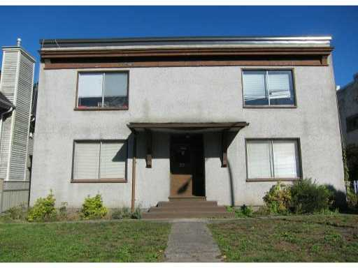 Main Photo: 25 W 12TH AV in Vancouver: Mount Pleasant VW Home for sale (Vancouver West)  : MLS® # V853365
