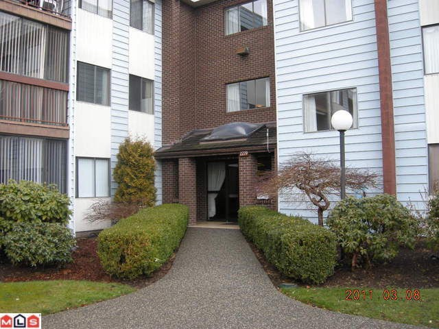 "Main Photo: # 202 2279 MCCALLUM RD in Abbotsford: Central Abbotsford Condo for sale in ""Alameda Court"" : MLS® # F1106013"