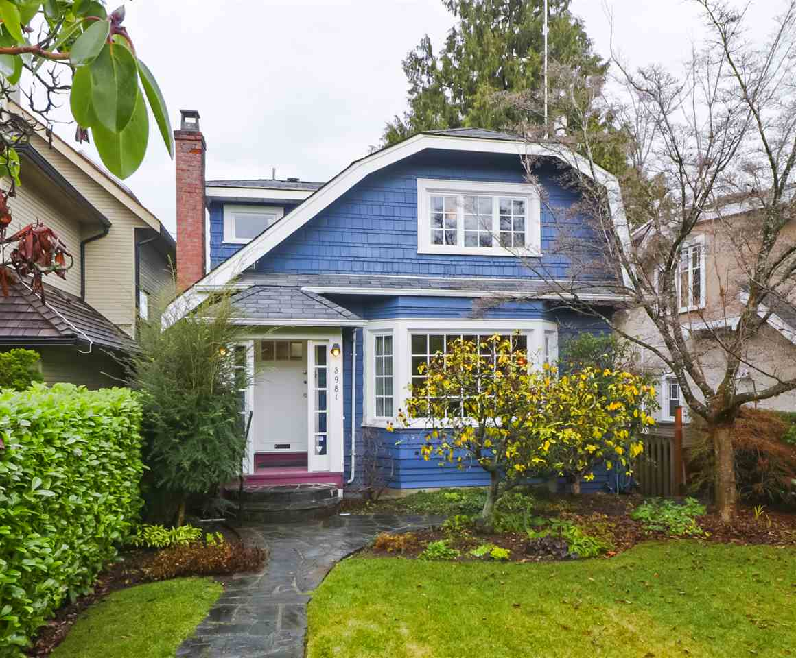 FEATURED LISTING: 3981 11TH Avenue West Vancouver