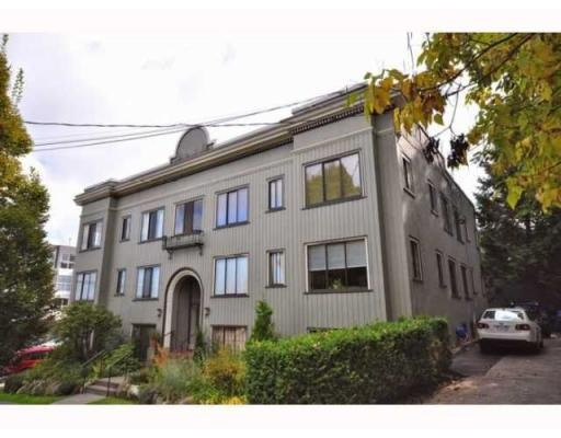 Main Photo: # 202 1004 WOLFE AV in Vancouver: Condo for sale : MLS® # V792630
