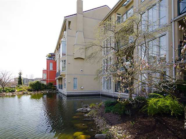 "Main Photo: # 111 2 RENAISSANCE SQ in New Westminster: Quay Condo for sale in ""THE LIDO"" : MLS(r) # V880789"