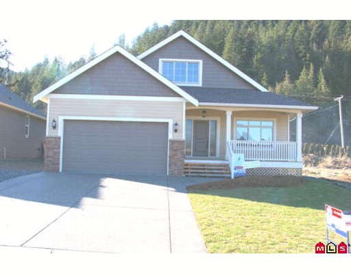 "Main Photo: 26 14550 MORRIS VALLEY Road in Mission: Lake Errock House for sale in ""RIVER REACH ESTATES"" : MLS® # F2813255"