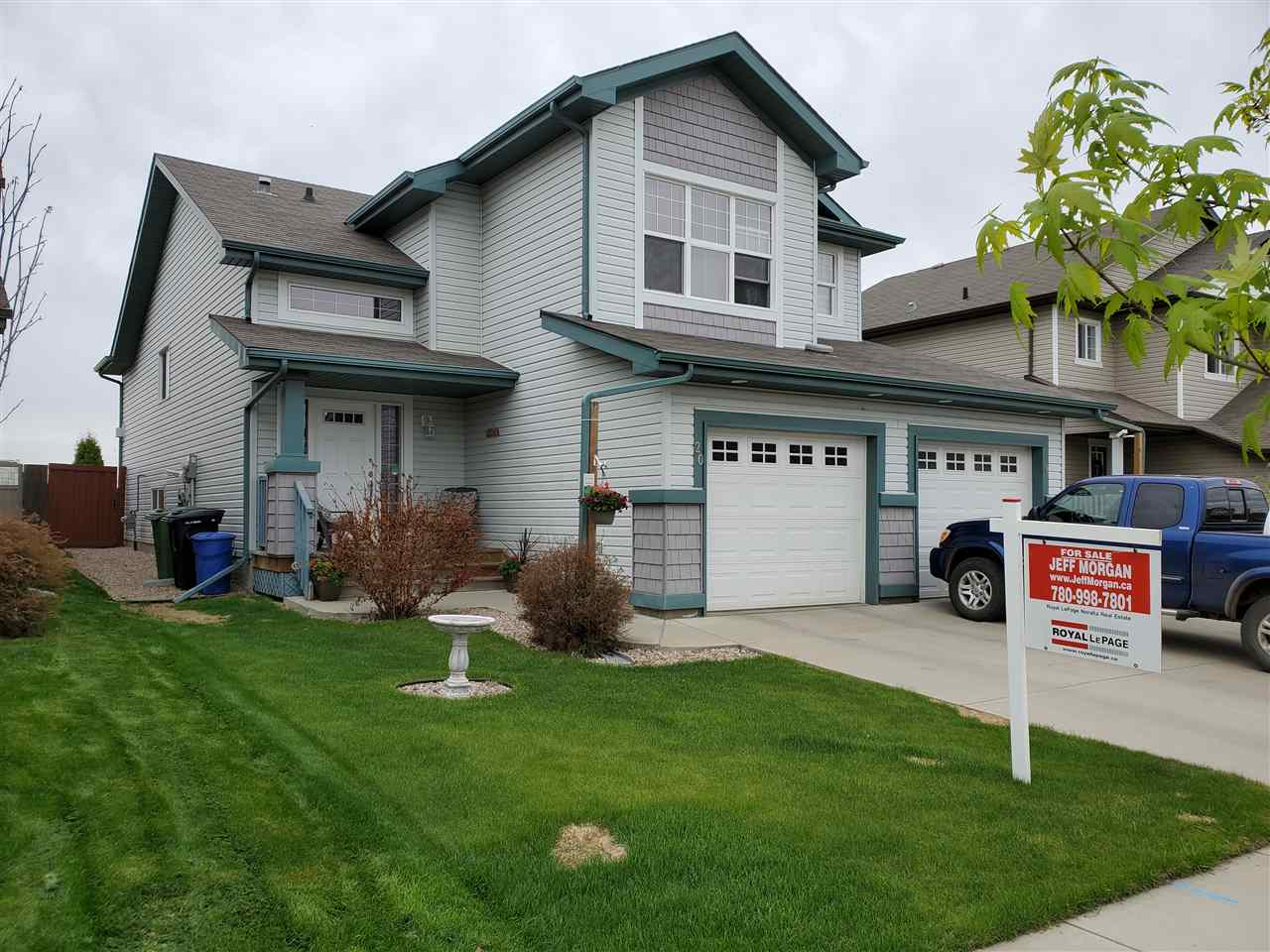 FEATURED LISTING: 20 CATALINA Court Fort Saskatchewan
