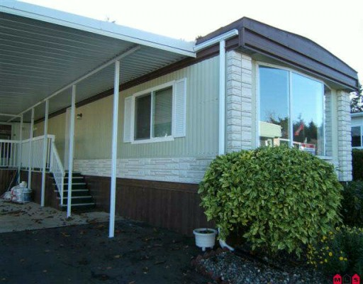 Main Photo: 73 15875 20TH Avenue in Surrey: King George Corridor Manufactured Home for sale (South Surrey White Rock)  : MLS® # F2924428