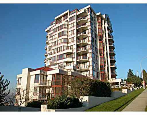 "Main Photo: # 1206 220 11TH ST in New Westminster: Uptown NW Condo for sale in ""QUEEN'S COVE"" : MLS®# V871950"