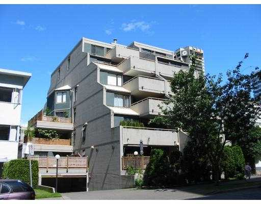 "Main Photo: 1819 PENDRELL Street in Vancouver: West End VW Condo for sale in ""PENDRELL PLACE"" (Vancouver West)  : MLS®# V628744"
