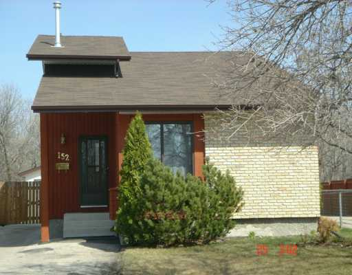 Main Photo: 152 JIM SMITH Drive in WINNIPEG: North Kildonan Single Family Detached for sale (North East Winnipeg)  : MLS® # 2706442