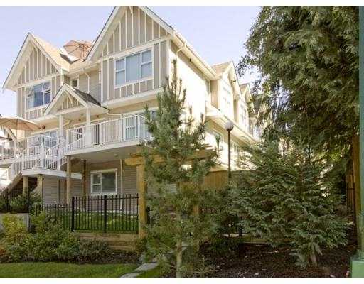 "Main Photo: 28 730 FARROW Street in Coquitlam: Coquitlam West Townhouse for sale in ""FARROW RIDGE"" : MLS® # V668819"