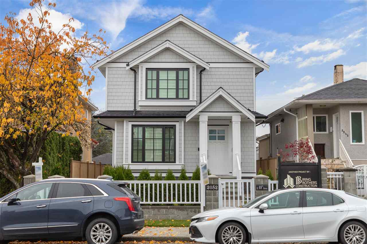 FEATURED LISTING: 2052 49TH Avenue East Vancouver