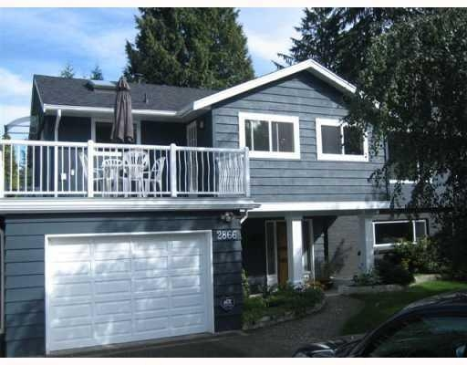 Main Photo: 2866 WILLIAM AV in North Vancouver: House for sale : MLS® # V789051