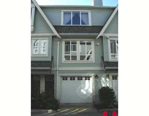 "Main Photo: 31 16388 85TH Avenue in Surrey: Fleetwood Tynehead Townhouse for sale in ""Camelot"" : MLS® # F2706411"