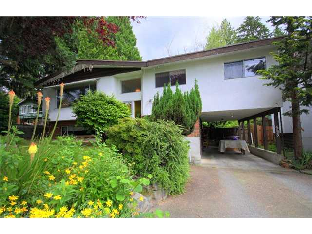 Main Photo: 6549 PARKDALE DR in Burnaby: Parkcrest House for sale (Burnaby North)  : MLS® # V838877