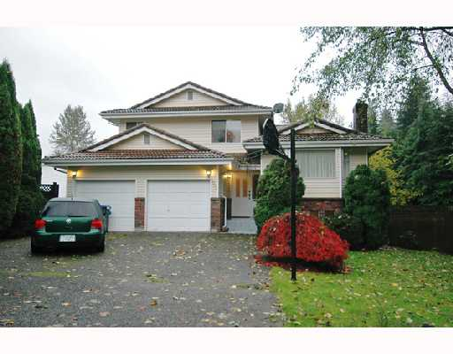 Main Photo: 4064 TORONTO Street in Port_Coquitlam: Oxford Heights House for sale (Port Coquitlam)  : MLS® # V679699