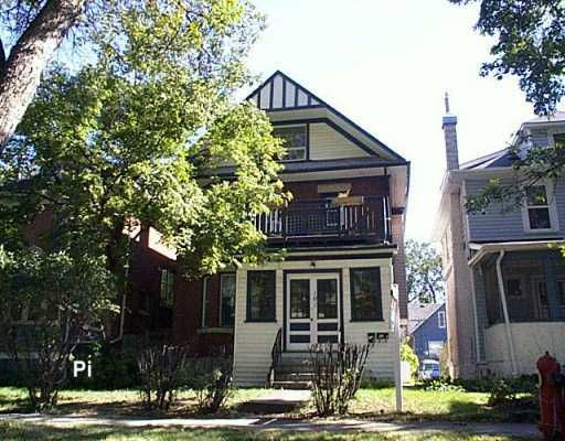 Main Photo: 161 LENORE Street in WINNIPEG: West End / Wolseley Residential for sale (West Winnipeg)  : MLS® # 2807018