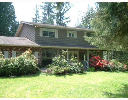 Main Photo: 23850 128TH Avenue in Maple_Ridge: East Central House for sale (Maple Ridge)  : MLS® # V707888
