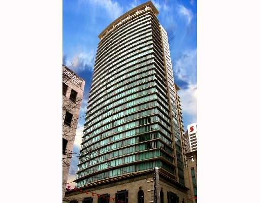 Main Photo: 1314-610 GRANVILLE ST VANCOUVER WEST, DOWNTOWN VW in Vancouver: Condo for sale : MLS®# V697429