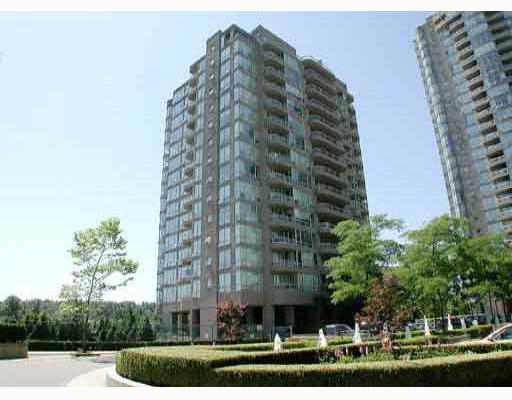 "Main Photo: 703 9623 MANCHESTER Drive in Burnaby: Cariboo Condo for sale in ""CRYSTAL MANOR & STRATHMORE TOWERS"" (Burnaby North)  : MLS® # V793898"