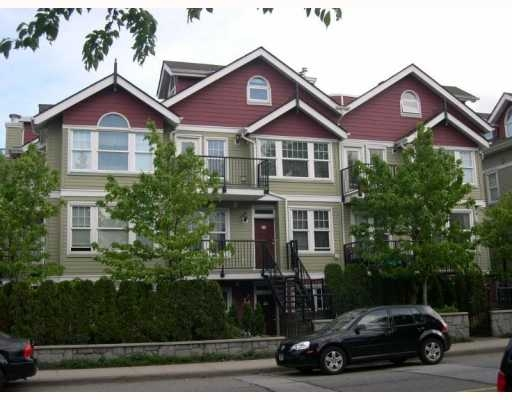 Main Photo: 946 West 16th Avenue in Vancouver: Condo  : MLS®# V767251