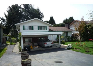 Main Photo: 1721 ROSS RD in North Vancouver: Westlynn Terrace House for sale : MLS® # V823592