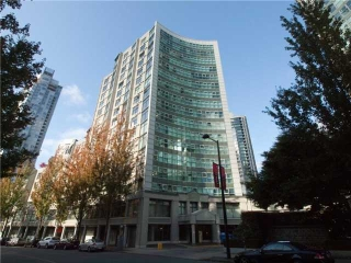 "Main Photo: # B210 1331 HOMER ST in Vancouver: Yaletown Condo  in ""PACIFIC POINT"" (Vancouver West)  : MLS®# V917424"