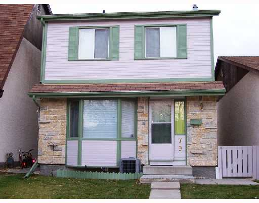 Main Photo: 79 CRAGLEA Corner in WINNIPEG: Transcona Residential for sale (North East Winnipeg)  : MLS® # 2719606
