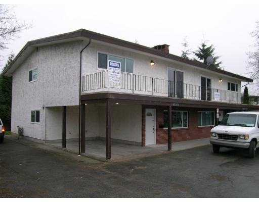 Main Photo: 11828 LAITY Street in Maple_Ridge: West Central House Duplex for sale (Maple Ridge)  : MLS® # V691071