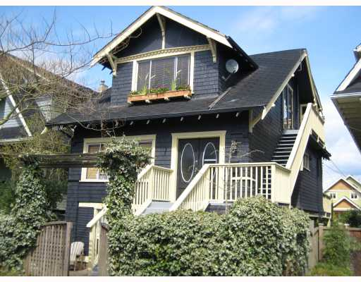 Main Photo: 59 E 22ND Avenue in Vancouver: Cambie House for sale (Vancouver West)  : MLS® # V702470