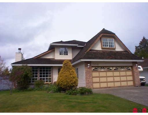 "Main Photo: 15715 92A Avenue in Surrey: Fleetwood Tynehead House for sale in ""Belair Estates"" : MLS®# F2812256"