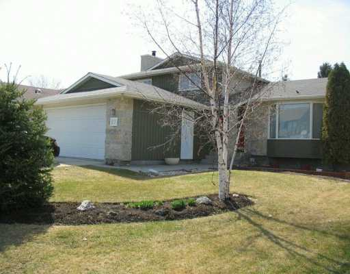 Main Photo: 87 BRENTLAWN Boulevard in WINNIPEG: Fort Garry / Whyte Ridge / St Norbert Single Family Detached for sale (South Winnipeg)  : MLS(r) # 2706327