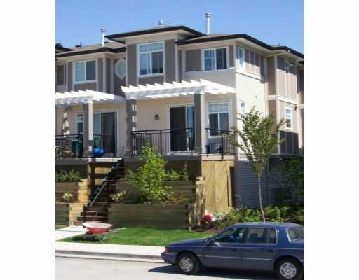 "Main Photo: 34 1010 EWEN AV in New Westminster: Queensborough Townhouse for sale in ""WINDSOR MEWS"" : MLS® # V535523"