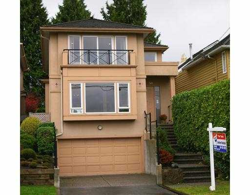 Main Photo: 4749 TRAFALGAR ST in Vancouver: MacKenzie Heights House for sale (Vancouver West)  : MLS® # V564138