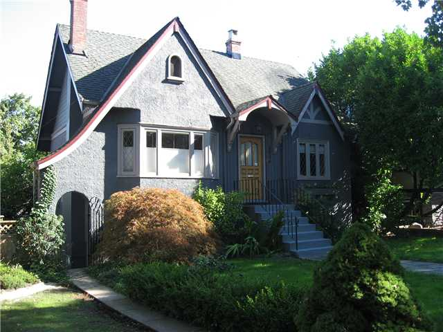 Main Photo: 1536 KAMLOOPS ST in Vancouver: Renfrew VE House for sale (Vancouver East)  : MLS® # V855778