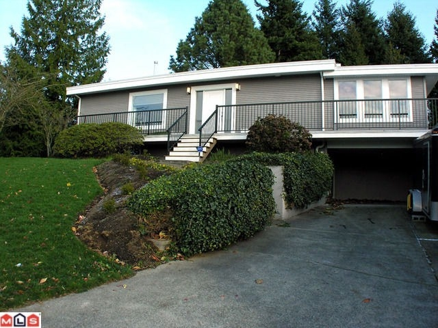 Main Photo: 2952 Mcbride Street in Abbotsford: House for sale : MLS® # F1028216