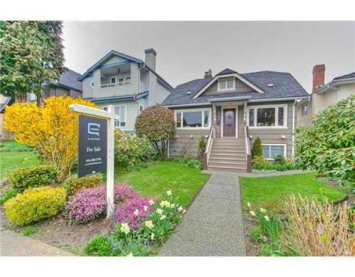 Main Photo: 3691 W 38TH AV in Vancouver: House for sale : MLS®# V914731