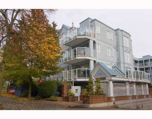 "Main Photo: 101 8728 MARINE Drive in Vancouver: Marpole Condo for sale in ""RIVERVIEW COURT"" (Vancouver West)  : MLS® # V794426"
