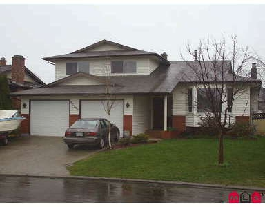 Main Photo: 32769 SHUSWAP CT in Abbotsford: Abbotsford West House for sale : MLS® # F2707233