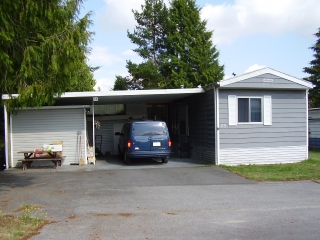 Main Photo:  in Coquitlam: Manufactured Home for sale
