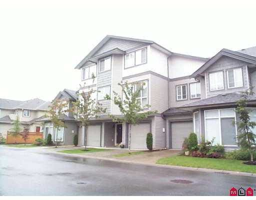 "Main Photo: 52 7250 144TH Street in Surrey: East Newton Townhouse for sale in ""CHIMNEY RIDGE"" : MLS®# F2803235"