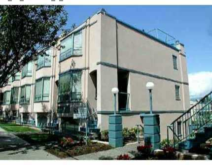 "Main Photo: 939 W 7TH Ave in Vancouver: Fairview VW Townhouse for sale in ""MERIDIAN COURT"" (Vancouver West)  : MLS®# V630039"