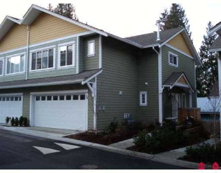 "Main Photo: 24 6110 138TH Street in Surrey: Sullivan Station Townhouse for sale in ""SENECA WOODS"" : MLS® # F2708490"
