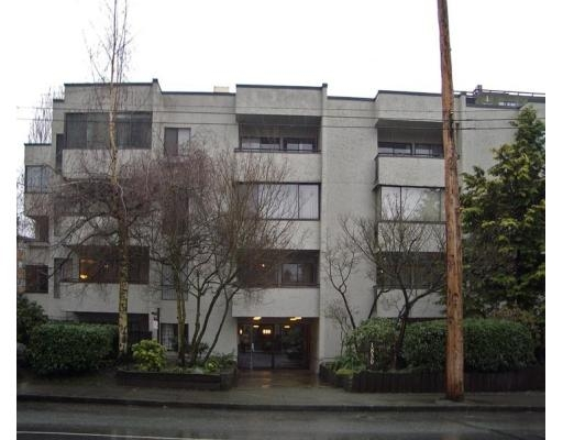 Main Photo: # 205 1830 ALBERNI ST in Vancouver: WE West End Condo for sale (VW Vancouver West)  : MLS(r) # V641190