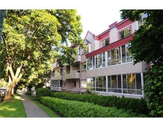 Main Photo: # 307 1386 W 73RD AV in Vancouver: Condo for sale : MLS® # V838111