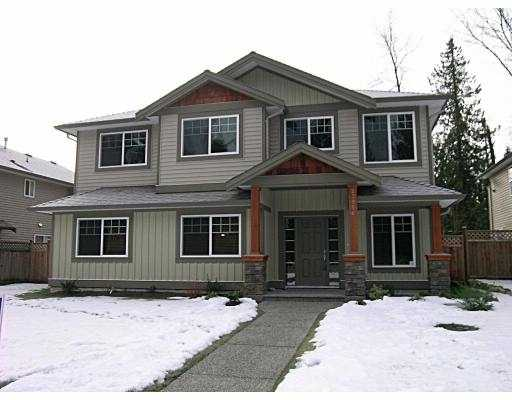 Main Photo: 23956 ABERNETHY Way in Maple_Ridge: East Central House for sale (Maple Ridge)  : MLS® # V686665